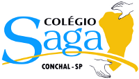 Logotipo do Col�gio Saga